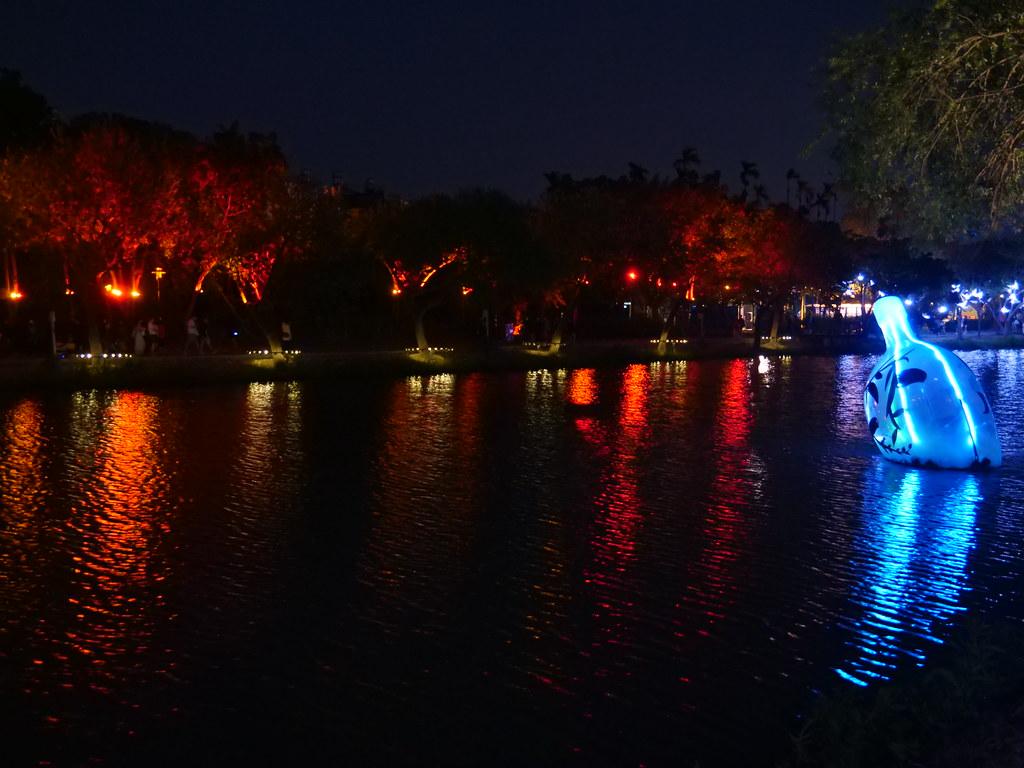 月津港燈節