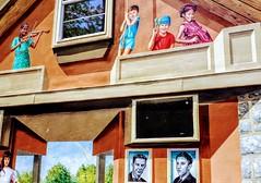 Pugh Street Mural (pmorris73) Tags: downtown statecollege pughstreet pennsylvania century 2cb2119 3cb2119 4cb2219 5cb2219 6cb2219 7cb2419 8cb2619 9cb2619 1kb2719