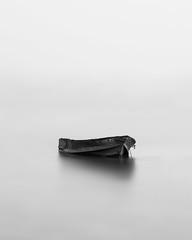 Balance (Chamikajperera) Tags: fine art boat long exposure canon bnw black white sri lanka mannar jaffna