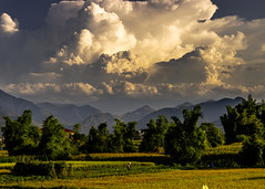 Vietnam Clouds (Fredphoto89) Tags: 2018 clouds rice roadtosapa travelasia vietnam whiteaspestosvietnam asia china