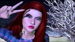 ALTAMURA SKIN FAIR 2019 CONTEST - luvbuttercup (Mellena Luv) Tags: sky tree hair skin bento secondlife altamura clodet2019 mesh skinfair2019 bloggers contest virtual model photography avatar