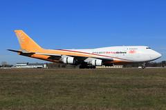 Uni-top Airlines (Aerotrans Cargo)  Boeing 747-412(BDSF) ER-BAJ (widebodies) Tags: luxemburg luxembourg lux ellx widebody widebodies plane aircraft flughafen airport flugzeug flugzeugbilder unitop airlines aerotrans cargo boeing 747412bdsf erbaj
