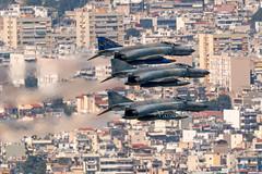 F-4E Phantom II AUP HAF (belas62) Tags: hellenicairforce phantom 117cw athens greece 338sq jet fighter parthenon acropolis