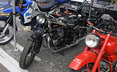 Lodetto (baffalie) Tags: moto ancienne vintage classic old bike motorbike expo retro italia sport motocycle racing motor show collection club course race circuit italie bologna compétition