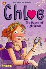 The Queen of High School (Vernon Barford School Library) Tags: gregtessier greg tessier amandine chloe 2 two series realisticfiction realistic fiction teenagers teens girls middleschool middleschools school schools juniorhighschool juniorhighschools juniorhigh juniorhighs graphic novel novels graphicnovel graphicnovels cartoons comics vernon barford library libraries new recent book books read reading reads junior high middle vernonbarford fictional hardcover hard cover hardcovers covers bookcover bookcovers paperoverboard pob 9781629918341