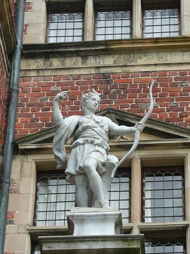 Posible escultura de Artemis