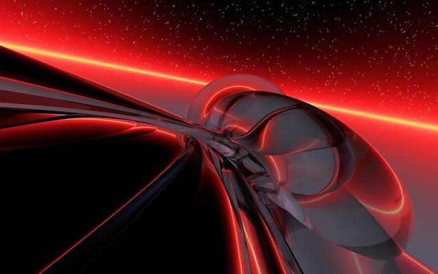 Обои свет, яркий, фон, красный картинки на рабочий стол, фото скачать бесплатно
