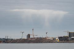 Hole in the clouds (JarkkoS) Tags: 70200mmf28efledvr cloudy d500 finland suomenlahti tc17eii uusimaa fi