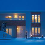 高気密高断熱住宅の写真