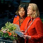 Burgemeester Pauline Krikke opende het Chinees nieuwjaar thumbnail
