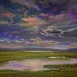 Evening Refuge Colorful Sky thumbnail