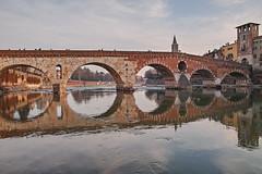 Ponte di Pietra (Verona - Italy) with Sigma sd Quattro (Flavio Ciarafoni) Tags: verona ponte di pietra flavio ciarafoni sigma sd quattro 1770 contemporany with 177 f2840
