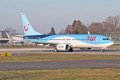 Boeing 737-8BK(WL) - D-ASUN - HAJ - 20.03.2019 (1) (Matthias Schichta) Tags: haj hannoverlangenhagen eddv planespotting flugzeugbilder tuifly boeing 737800 dasun