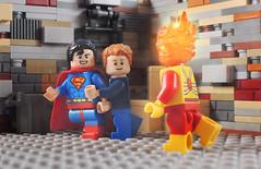 You Saved Him Firestorm (-Metarix-) Tags: lego super hero dc comics comic superman firestorm doomsday clock watchmen rebirth univese ronnie raymond martin stein russia