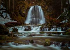 Cleanse Me (Nuno Moura (rsn00b)) Tags: waterfall josephstaler wasserfälle water winter germany bavaria