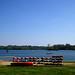 Lac de Maine, Angers, France