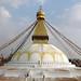 Estupa Budista en Bouddha / Bouddha Buddhist Stupa