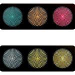 道路信号機の写真