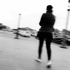 Marcher floue