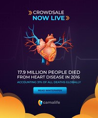 Carnalife (himanshu47sk) Tags: blockchaintechnology blockchainrevolution healthcareonblockchain ico crowdsale medapp carnalife healthcare healthcaremanagement healthcareassistant ai artificialintelligence doctors smartcontracts heart heartdisease instahealth medscool medicare medical