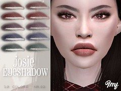 Josie Eyeshadow N.82 (wbayderda1) Tags: sims4 sims4mod pack sims 4 hairstyle house clothes make up