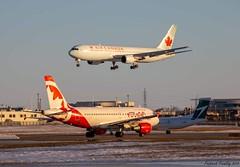 Air Canada | Boeing 767-375(ER) | C-GHOZ | YUL (tremblayfrederick98) Tags: