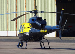 G-NLSE Aerospatiale AS.355 Ecureuil 2 (SteveDHall) Tags: aircraft airport aviation airfield aerodrome helicopter blackpool blackpoolairport 2019 egnh blk bpl networkrail survey pdg pdggroup osprey aerospatialeas355ecureuil2 aerospatiale as355 ecureuil as355ecureuil2 aerospatialeas355ecureuil gnlse