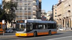 AMT 3313 (Lu_Pi) Tags: amt genova autobus bus man cam autodromotango autodromo amtgenovalinea49 brignole