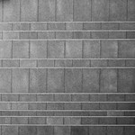 DSC_6132 grayscale - lines stone facade thumbnail