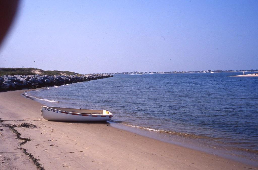 Beach at Sandy Hook NJ