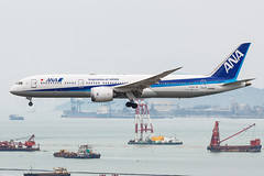 ANA B787-9 DREAMLINER JA896A 003 (A.S. Kevin N.V.M.M. Chung) Tags: ana hkg aviation aircraft aeroplane airport airlines plane spotting boeing b787 b7879 dreamliner landing