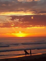 Tuesday evening (ambientlight) Tags: ocean grove oceangrove australia beach sunset surf surfers 2019 summer