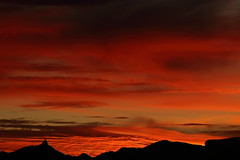 Sunset 1 16 19 #08 (Az Skies Photography) Tags: sun sky skyline skyscape rio rico arizona az riorico rioricoaz arizonasky arizonaskyline arizonaskyscape cloud clouds red orange gold salmon black january 16 2019 january162019 11619 1162019 canon eos 80d canoneos80d eos80d canon80d set sunset dusk twilight nightfall arizonasunset