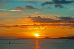Salish Sea sunset (L@nce) Tags: salishsea sunset sundown clouds pac ocean juandefuca metchosin alberthead williamhead colwood hollandpoint jamesbay victoria britishcolumbia nikon