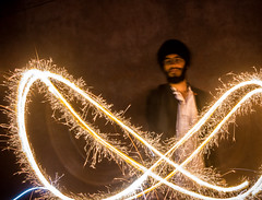 IMG_3057-1 (jasjot2k19) Tags: diwali lights sparklers firework glowing motion longexposure celebration longexposureshot nightphotography wirewool lighttrail lit light blurredmotion
