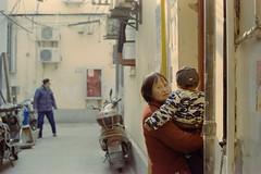 2018-0130.Shanghai.PentaxSPF.50f1.8.ProImage100-0013 (oneway cai) Tags: shanghai color kodak film analog proimage iso100 pentax spf carl zeiss jena czj pancolar 50mmf18 m42 carlzeisspancolar50mmf18 nongtang alley