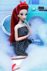 Modeling Madness - Desperate Housewifes - Arielle (TheBloodyMermaid) Tags: arielle ariel little mermaid doll collector photography disney store limited edition