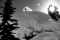 _DSC0678-copy (Jason Hummel Photography) Tags: timblack blackandwhite powder skiing ski skier cascademountains mountains pnw pacificnorthwest