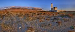 Iglesia de Las Salinas. (ZAPIGATA) Tags: cabodegata almeria andalucia atardecer arena landscape paisaje sky sunset cielo zapigata