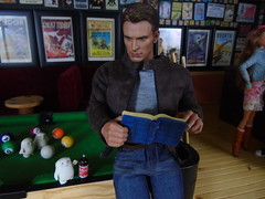River's Diary (Blondeactionman) Tags: ammoarms captain america adipose diorama 16 sixth scale hottoys playscale