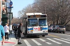 IMG_5135 (GojiMet86) Tags: mta nyc new york city bus buses 2005 orion vii genii hlf 6557 b48 lorimer street nassau avenue