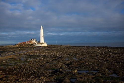 St. Mary's Lighthouse ©  Still ePsiLoN