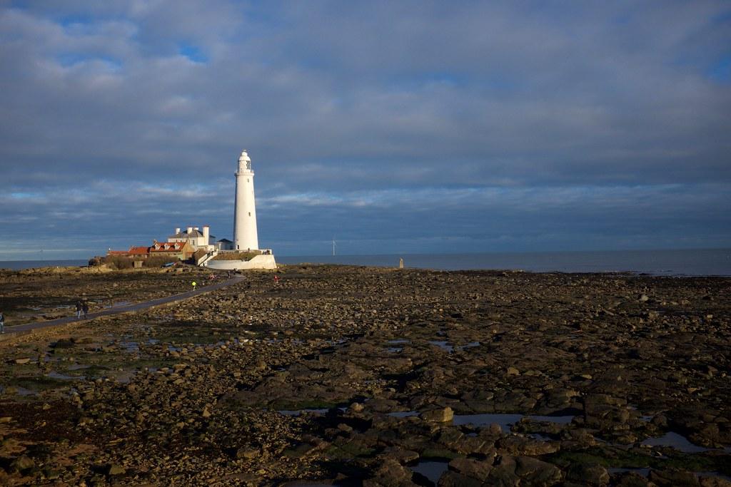 фото: St. Mary's Lighthouse