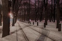 IMG_6889 (denjah) Tags: 2018 latvia riga городскоеосвещение зима зимнийвид ноч ночноефото снег улица фонарь iela night nightshot snow winter город denjahphoto