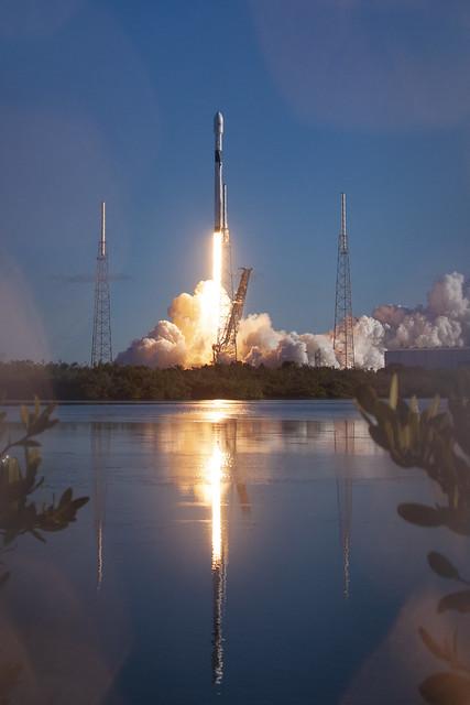 GPS III SV01 Mission