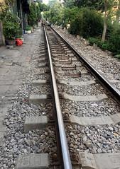 Train Street (cowyeow) Tags: hanoi vietnam asia asian street urban city train tracks trainstreet weird dangerous travel