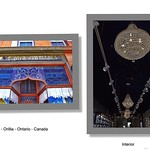 Orillia Ontario ~ Canada ~ Heritage Store ~ Town's Jewellers ~ Oldest Store   ~ W S Frost thumbnail