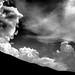 Lanschaft, Wolken und Kontraste