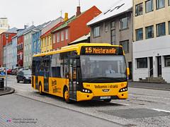 VDL Citea LLE-120 - Strætó bs 314 (Pi Eye) Tags: bus autobus strætó reykjavik vdl citea lle120