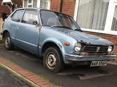 1976 Honda Civic (josh@mgmsolihull.co.uk) Tags: civic hondacivic honda